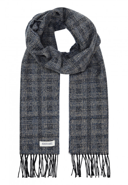 Modern-Classics-sjaal-met-ruitmotief