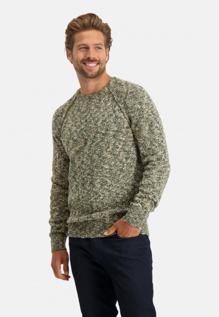Pullover-with-raglan-sleeve
