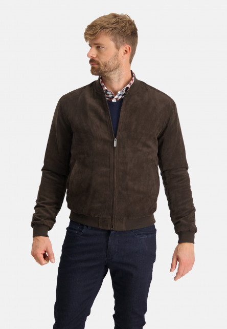 Bomber-jacket-made-of-faux-suede