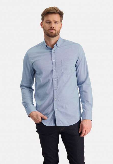 Shirt-oxford-with-regular-fit