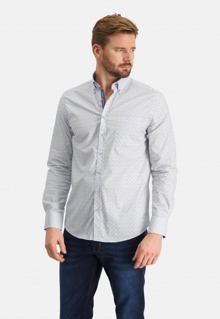 Button-down-overhemd-met-all-over-rprint