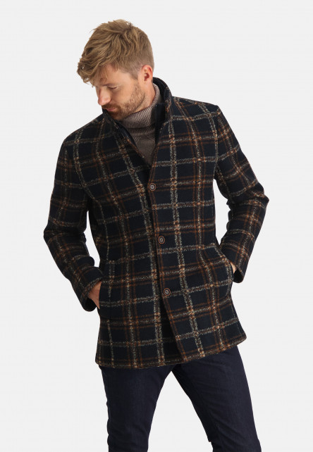 Lanificio-Roma-jacket-checked