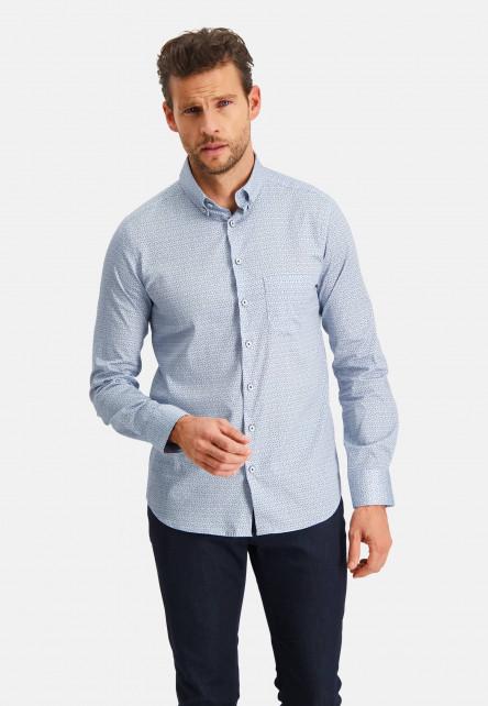 Modern-Classics-overhemd-met-borstzak