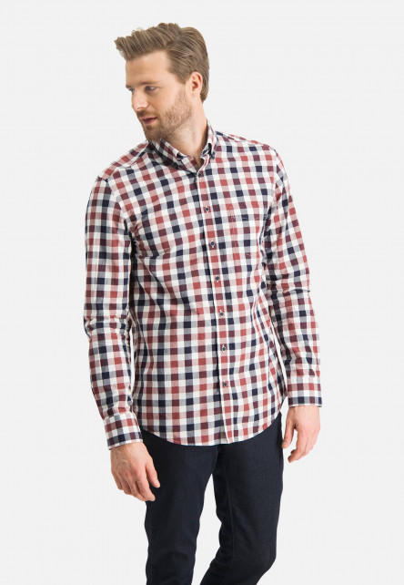 Checked-shirt-with-long-sleeves