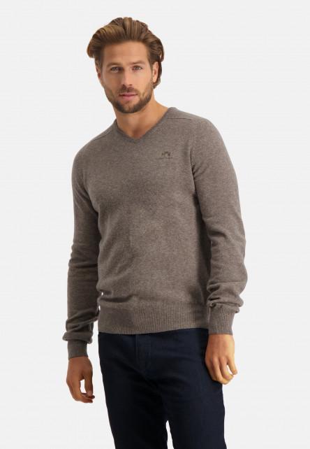 Pull-en-laine-d'agneau-mérinos