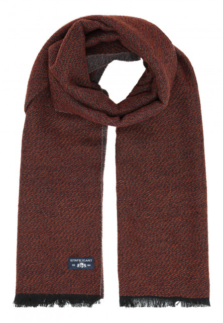 Scarf-with-fringing-along-the-edges