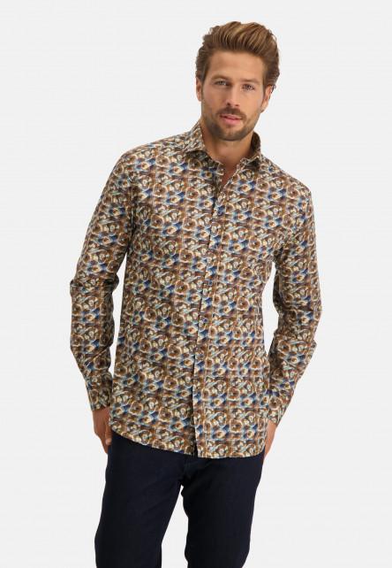 Poplin-shirt-with-a-print