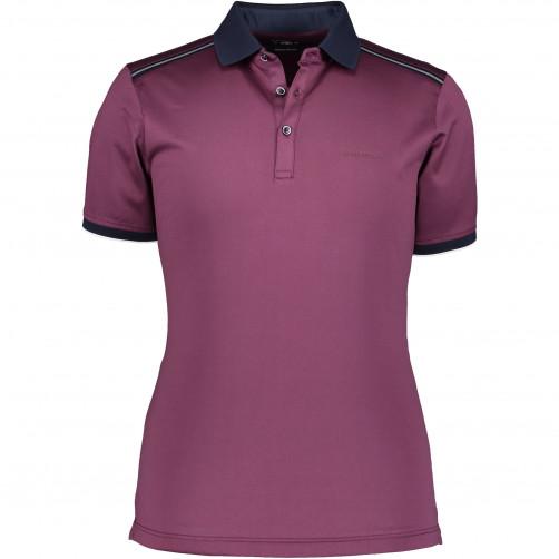 Poloshirt-jersey-mercerized