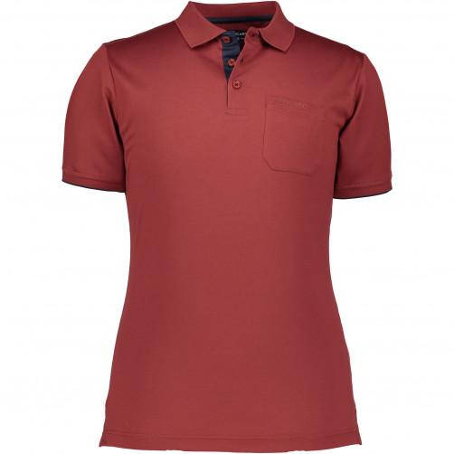 Poloshirt-made-of-mercerized-cotton