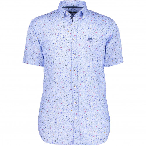 Regular-fit-shirt-with-an-all-over-print