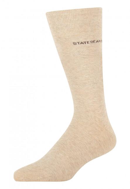 Socks-made-of-blended-cotton