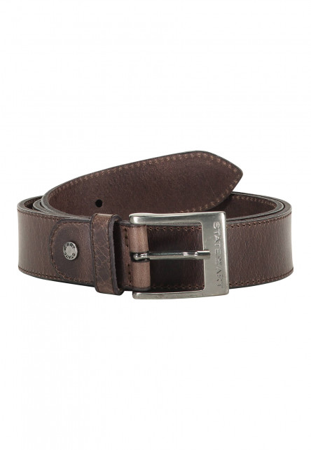 Belt-of-buffalo-leather