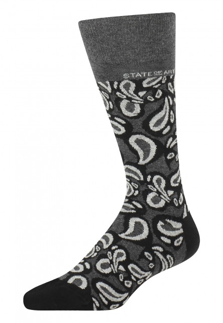 Socks-with-a-paisley-print