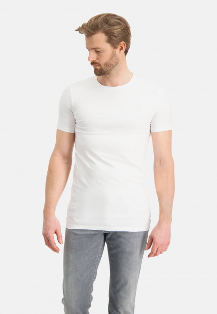 White-T-Shirt-with-Crew-Neck