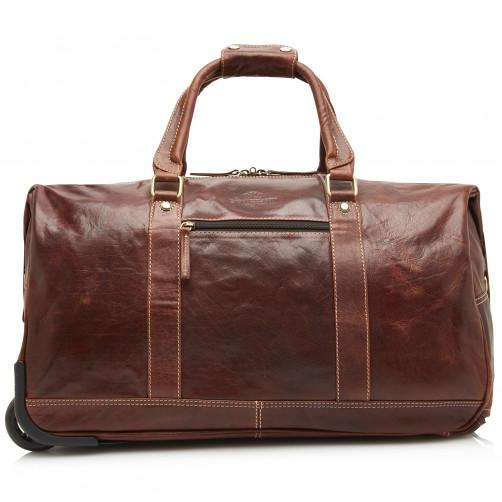 Reisetasche-aus-Büffelleder