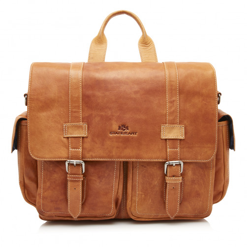 Messenger-Bag-of-Buffalo-Leather