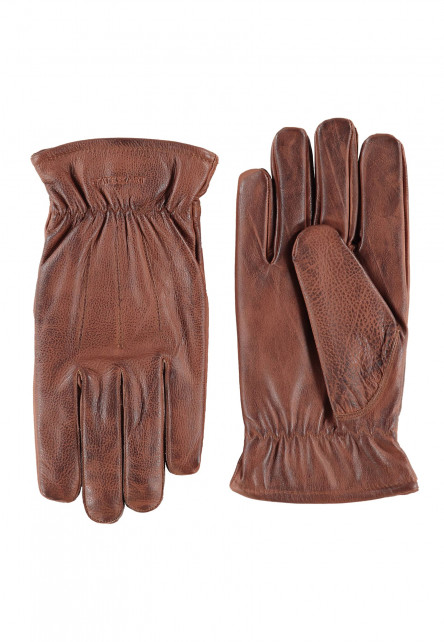 Gloves-made-of-leather