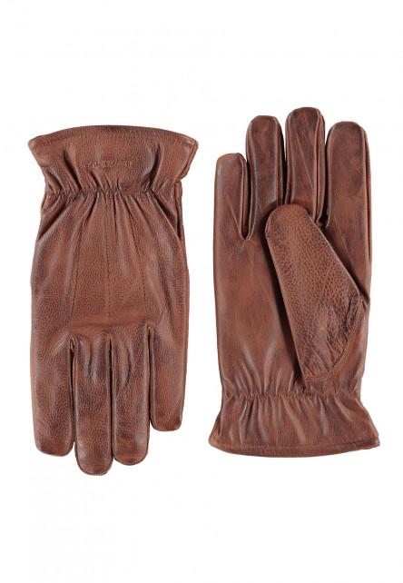 Handschuhe,-Leder