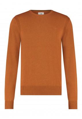 Pullover-mit-R-Ausschnitt-aus-Bio-Baumwolle---mango-uni