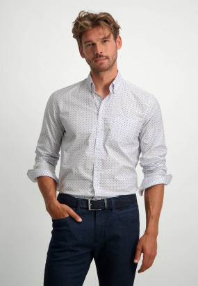 Button-Down-Hemd-aus-Bio-Baumwolle---alt-rosa/sepia