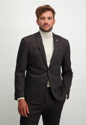 Modern-fit-blazer-in-a-wool-blend---dark-anthracite/silvergrey