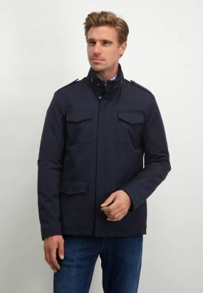 Modern-Classics-veldjas-met-uitneembaar-binnenvest---donkerblauw-uni