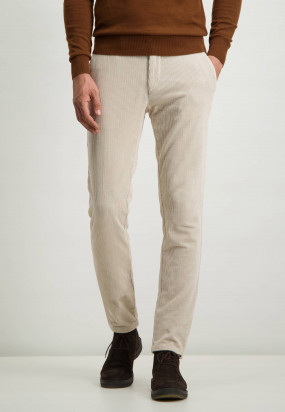 Modern-Classics-stretch-chinos-in-corduroy---off-white-plain