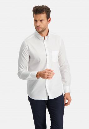 Modern-Classics-overhemd-Easy-Care---wit-uni