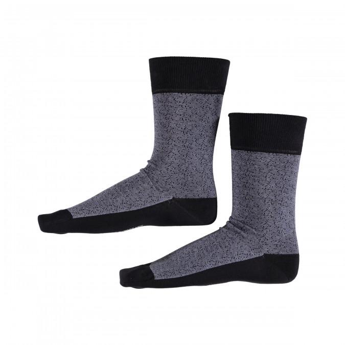 Socks-Striped---midnight/ice-blue