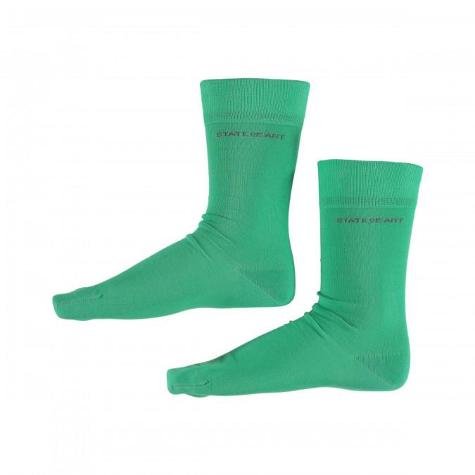 Socks-Plain---palmgreen-plain