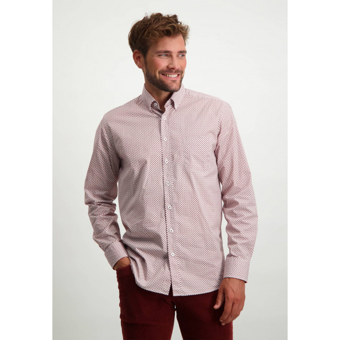 Organic-cotton-shirt---brick/white
