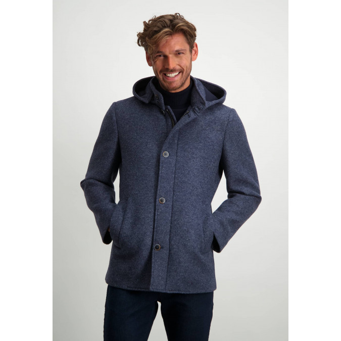 Mid-length-hooded-jacket---cobalt-plain