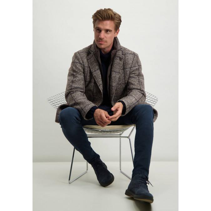 Modern-Classics-medium-length-jacket---silver-grey/midnight