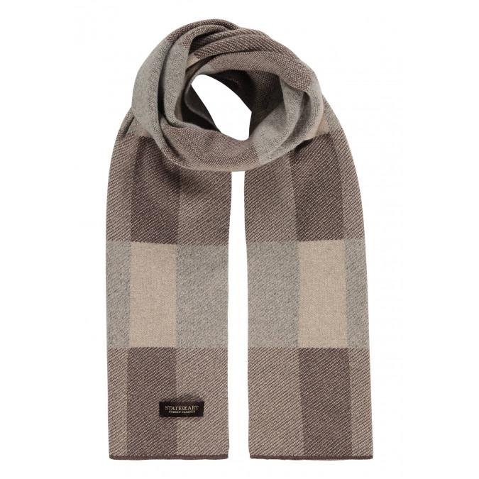 Modern-Classics-scarf-jacquard---cream/sepia