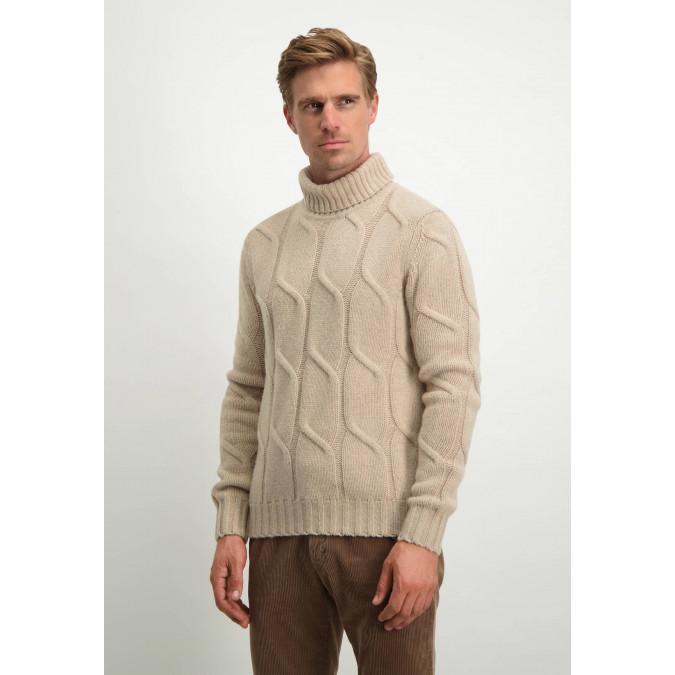 Modern-Classics-cable-knit-turtle-neck---cream-plain