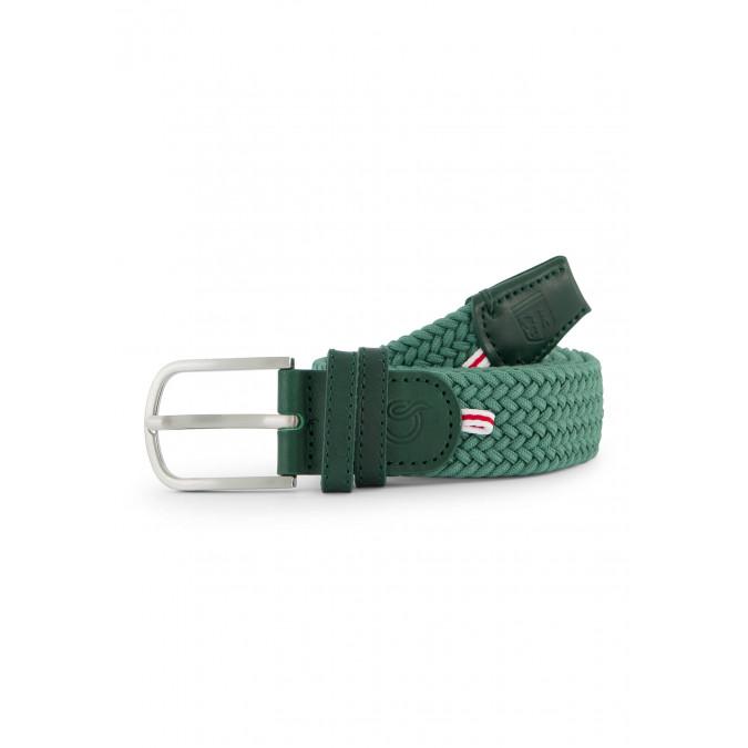 La-Boucle-belt---olive-green-plain