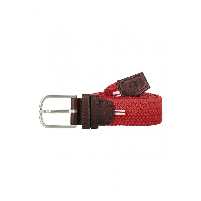 La-Boucle-belt---red-plain