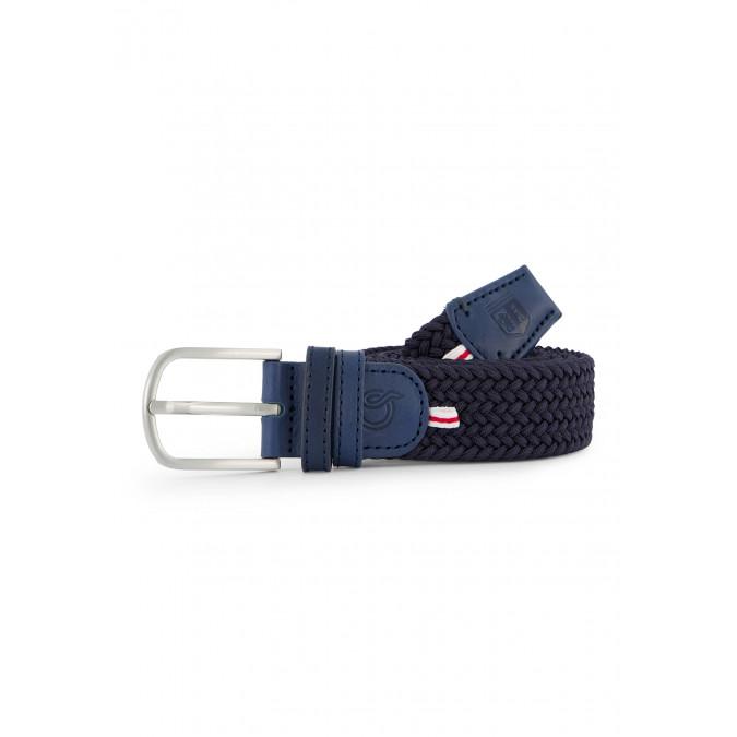 La-Boucle-belt---dark-blue-plain