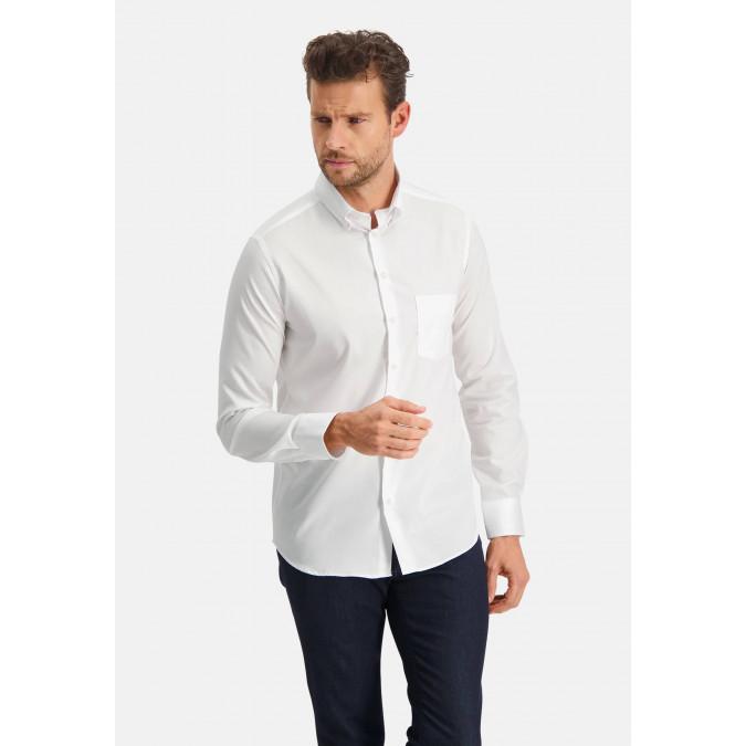 Modern-Classics-shirt-Easy-Care---white-plain